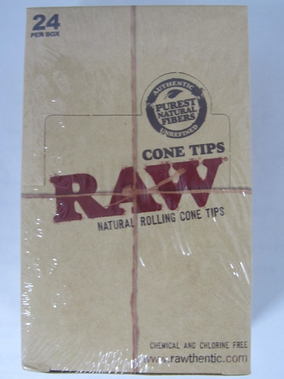 Raw Cone Tips 24ct
