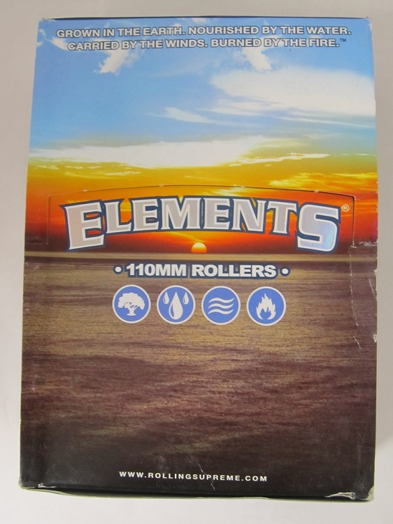 Elements Rolling Machine 110mm 12ct