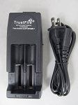 Trust Fire Dual Lithium Battery Charger