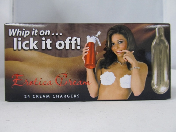 Erotica Whip Cream Charger 24ct