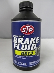 STP Heavy Duty Brake Fluid Stash