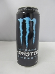 Monster Blue Safe Can