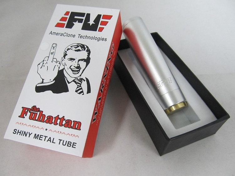 The Fuhattan Mod by AmeraClone Technologies (Silver)