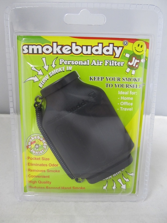 Smoke Buddy Junior Pocket Size Personal Air Filter 1ct