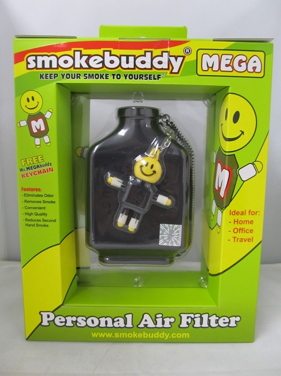 Smoke Buddy Mega Personal Air Filter 1ct