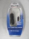 Samsung - 2 IN 1 Rapid Car Charger