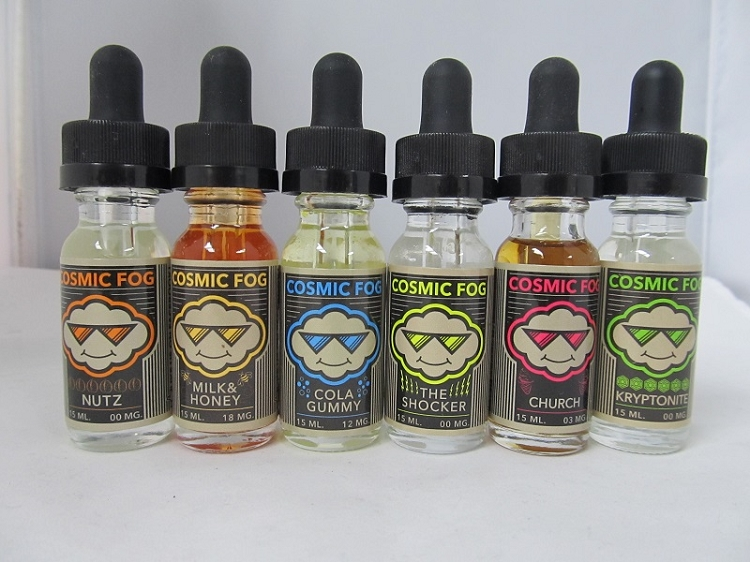Cosmic Fog 3mg Nicotine 15ml