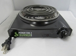 Electric Hookah Coal Burner w/ Off/Low/High Switch