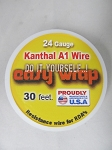 Easy Wrap 24 Gauge Kanthal A1 Wire 30Feet