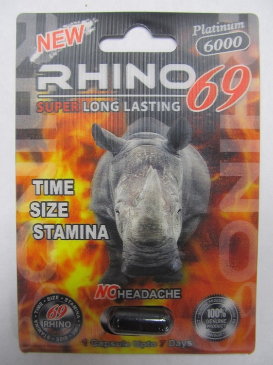 Triple Aaa Number >> Rhino 69 Male Enhancement 3D Design