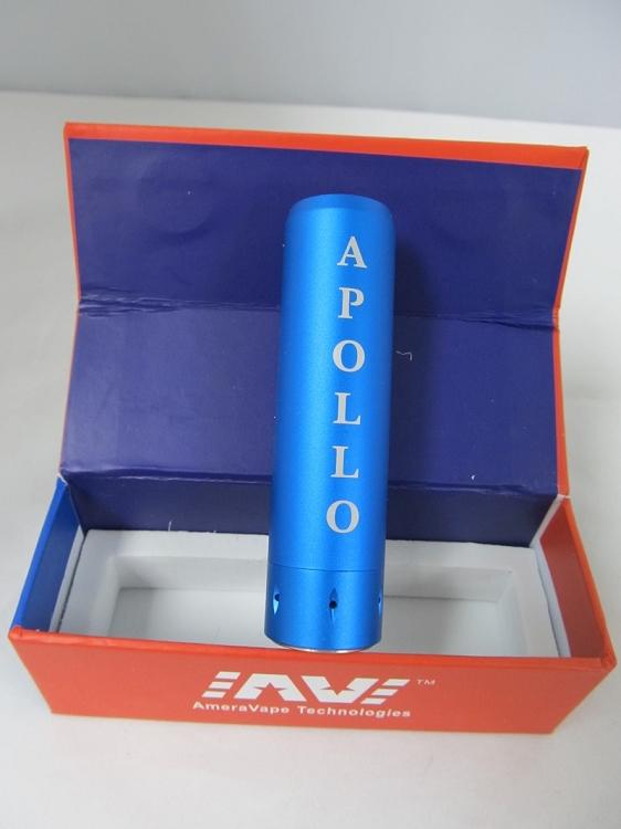 Apollo Mechanical Mod (Blue) by AmeraVAPE