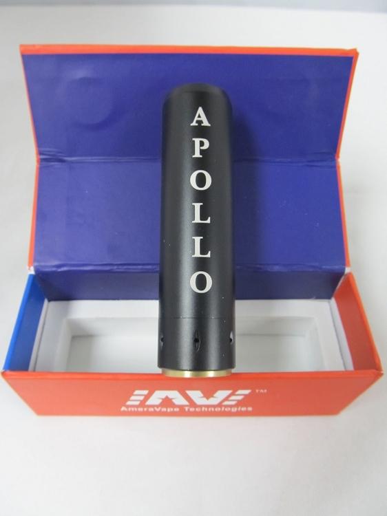 Apollo Mechanical Mod (Black) by AmeraVAPE