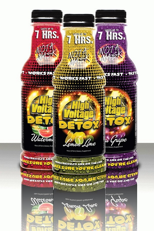 High Voltage 16oz Detox