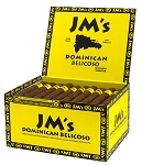 JM's Dominican Belicoso 50 Cigars Box