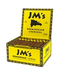 JM's Dominican Churchill 50 Cigars Box