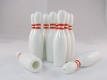 Bowling Pin Pipe 10PCS
