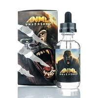 ANML UNLEASHED E Juice 3mg Nicotine 60ml