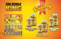 CBD Edible King with Chamoy 24ct Display