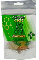 Captain CBD Gummies 20ct 200mg