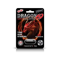 Dragon 69K Male Enhancement 24ct Display