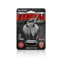 Iron Rhino 12K Male Enhancement 24ct Display