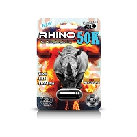 Rhino Extreme 50K Male Enhancement 24ct Display