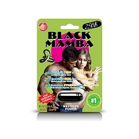 Black Mamba 250K Male Enhancement 24ct Display