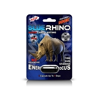 Blue Rhino Extreme 100K Male Enhancement 24ct Display