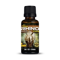 African Rhino 12K 2oz Male Enhancement Shot 12ct Display