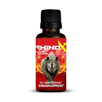 Rhino X 2oz Male Enhancement Shot 12ct Display