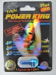 Power King Plus 5800 in Acrylic Pill Container