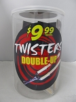 Twisters Cones Double Up 10ct Jar