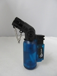 Single Flame 45° Torch Lighter w/Cap 1ct