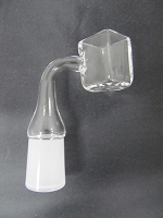 Ice Cube Style Banger Quartz Nail 14mm Female
