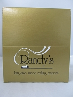 Randy's King Size Wired Papers 25 booklets