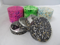 63mm Splash Color Art 4 Part Grinder
