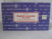 Nag Champa English Lavender 15g 12 Pack