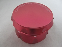 Chromium Crusher CNC Edge 63MM 4 Part (Pink)