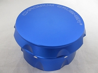 Chromium Crusher CNC Edge 63MM 4 Part (Blue)