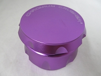 Chromium Crusher CNC Edge 63MM 4 Part (Purple)