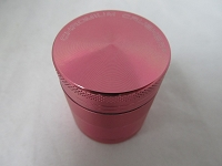 Chromium Crusher Pink 42mm 4 Part Grinder