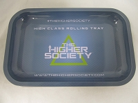 The Higher Society Rolling Tray 7 in X 11 in