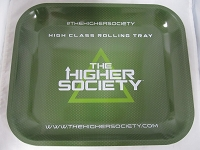 The Higher Society Rolling Tray 11 in X 13 in