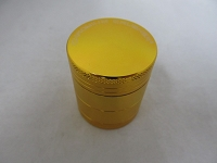 Chromium Crusher Gold 42mm 4 Part Grinder