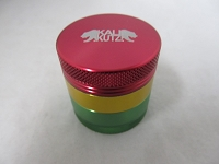Kali Kutz 42mm Rasta Color Grinder