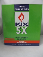 KIX 5X Butane 300ml 12ct