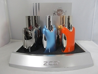 Zico ZD-46 4Flame Torch 6ct Display