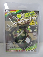 The Original Smoke Buddy Personal Air Filter Camo Edition