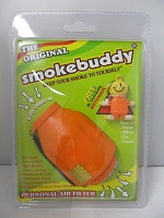 The Original Smoke Buddy Personal Air Filter Orange
