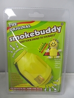 The Original Smoke Buddy Personal Air Filter Yellow
